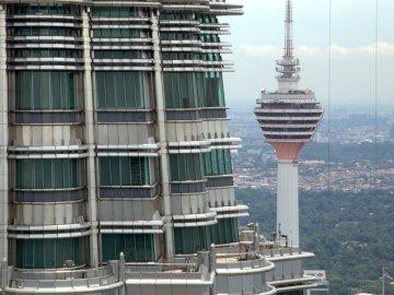 Petrona and KL Tower