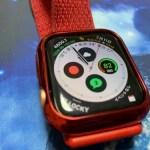 Apple Watchのディスプレーがすごく綺麗だった件