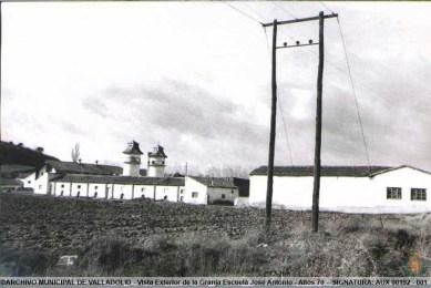 Granja Escuela Jose Antonio - Años 70