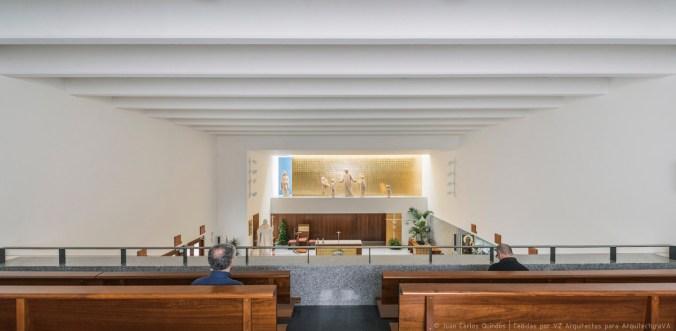 aVA - VZ Arquitectos - Iglesia Simancas - Fotos JCQuindos (5)