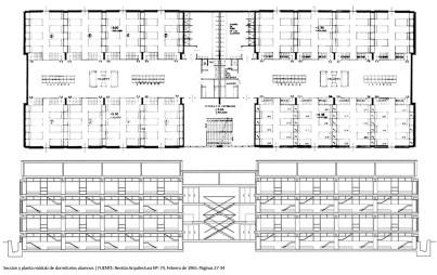 aVA - Revista Arquitectura - Colegio Sagrada Familia - P - Dormitorios Alumnos (1)