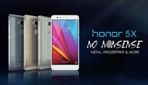 De Honor 5X is volgens de Chinese fabrikant een 'No Nonsense' smartphone.