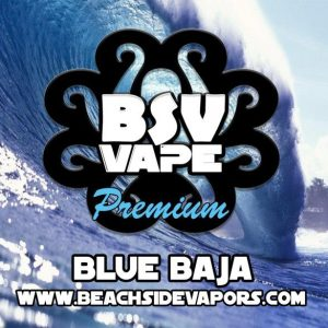 blue baja e liquid