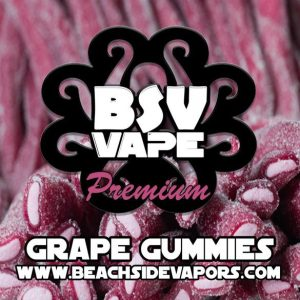 sour grape gummies e liquid
