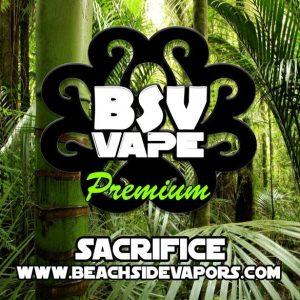 sacrifice vape juice