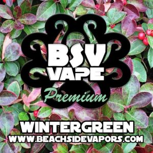 Wintergreen E Liquid