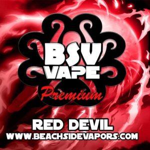 Red Devil E Liquid