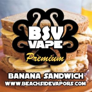 banana sandwich logo
