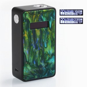 SnowWolf R 200W TC Resin Box Mod