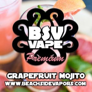 grapefruit mojito e liquid