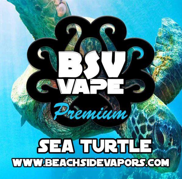 sea turtle vape juice
