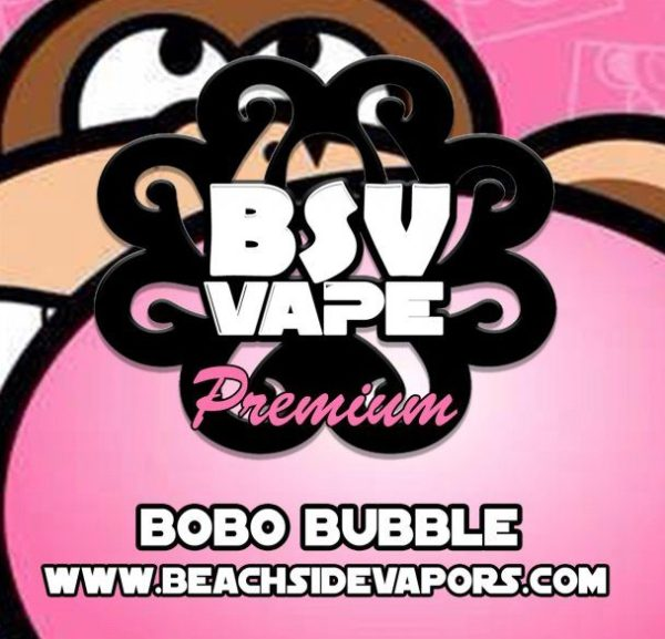 bobo bubble e liquid