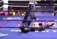 DEATH PUNCH   Five Death in the ring  PART 2