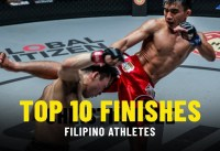 Top 10 Finishes | Filipino Athletes | ONE Highlights