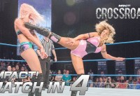 Laurel Van Ness vs Allie: Knockouts Championship: Match in 4 | IMPACT Highlights Mar. 8 2018