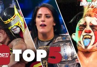 5 GREATEST IMPACT vs AAA Clashes Ever! | IMPACT Plus Top 5
