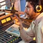 cool guy on radio