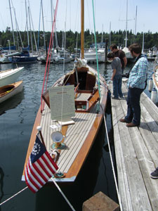 Boater's Fair offers safety education for pleasure craft owners. Photo: Diane Walker