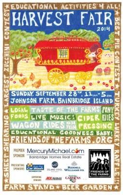 Harvest Fair poster