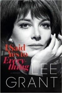 Lee Grant and her daughter Dinah Manoff will do a joint presentation at Eagle Harbor Books