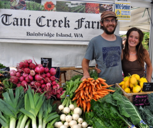 Max and Ali of Tani Creek Farm