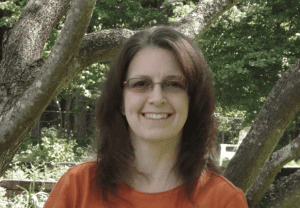 Angie Narus, Author of Walking Washington's Gardens