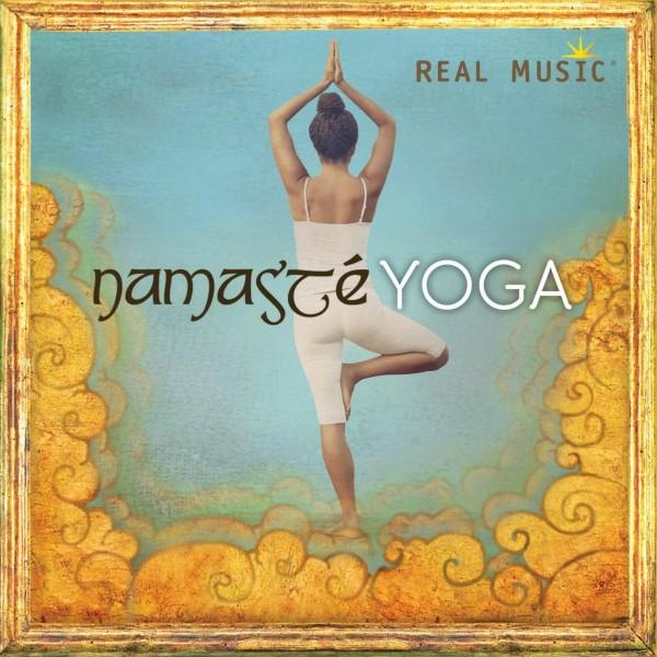 Yoga meditation beginners can do. Yoga music, namaste...