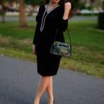 Carrie Diaries Jackson Pollock inspired DIY Splatter Bag