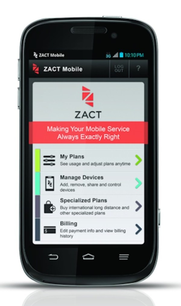 Zact Mobile at Best Buy Specialty Stores 2