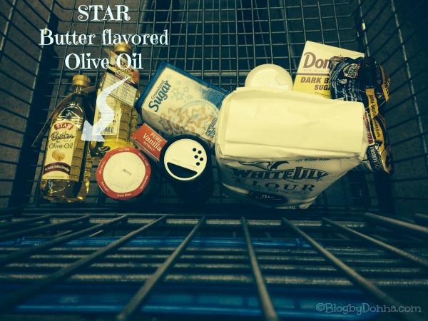 Star buttered flavored olive oil from Walmart #STAROliveOil #shop #cbias