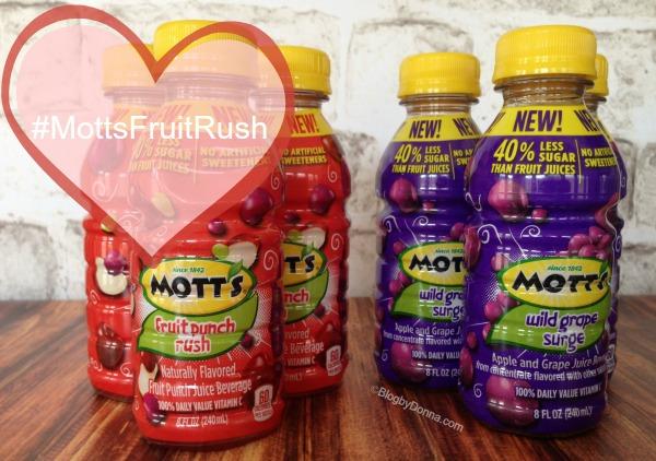 Mott's Fruit Drinks
