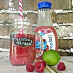Trop50 Raspberry Acai Limeade recipe for girls' night in #girlsnightin