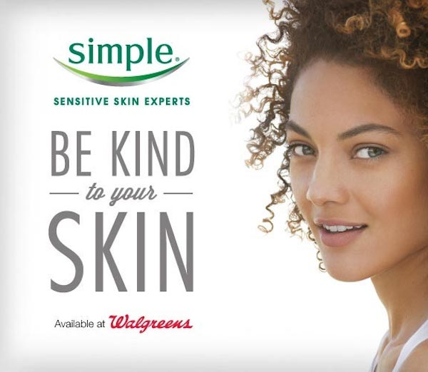 Simple Be Kind to Your Skin