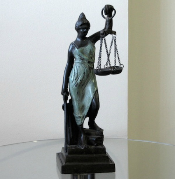 Justice Law Scales