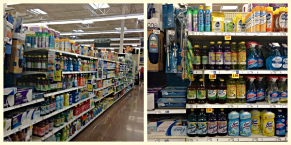 Pledge and Windex at Kroger Clean House #InstaClean #shop #cbias