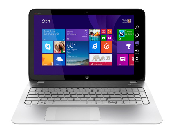 Best Buy HP TouchScreen Laptop AMD FX