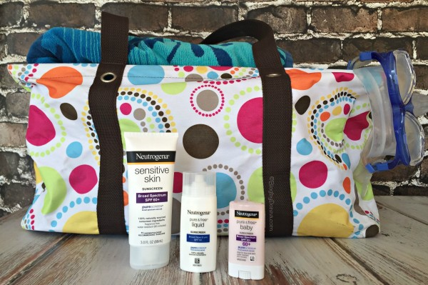Neutrogena Sun Care #ChooseSkinHealth Img 1