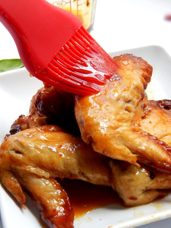 Crock Pot Honey Garlic Chicken Wings Recipe