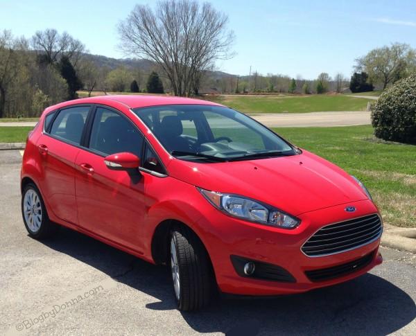 My 2014 Ford Fiesta 1a