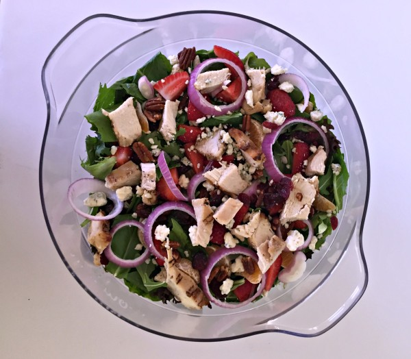 Tyson Grilled and Ready Chicken Salad
