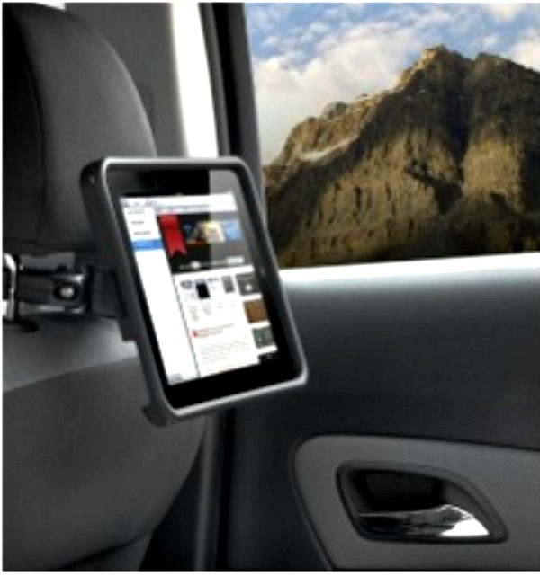 Ford Tablet Cradle
