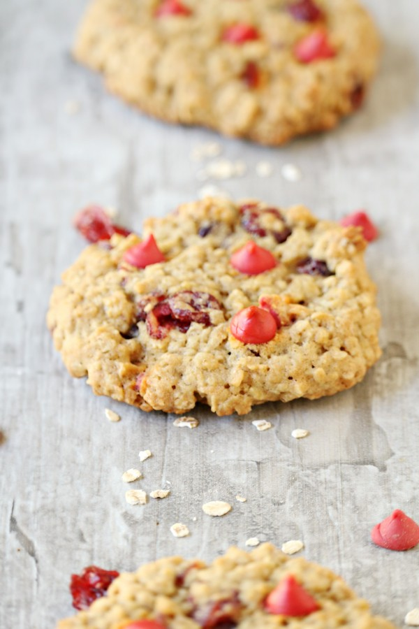 soft chewy oatmeal cookies recipe