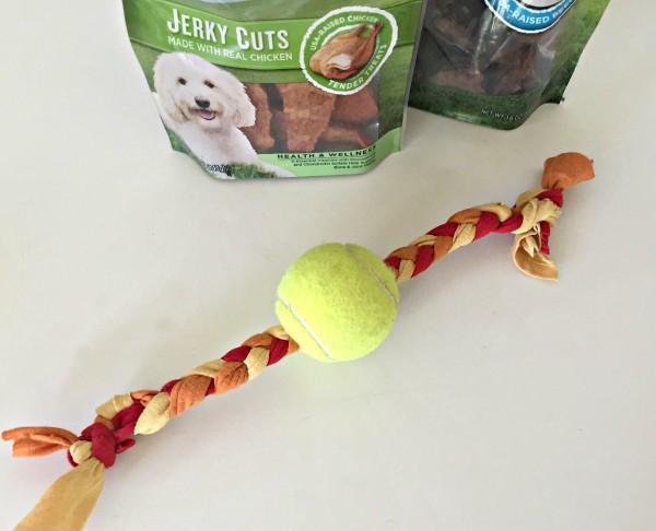 Step 6 DIY Dog Toy