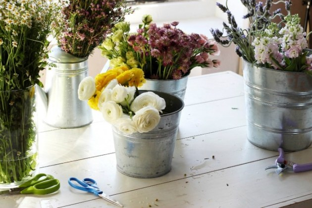 home decorating on a budget with DIY home decor