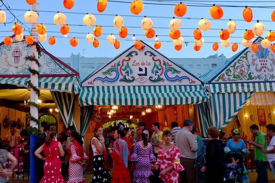 Mes de Mayo, mes de Feria en Granada