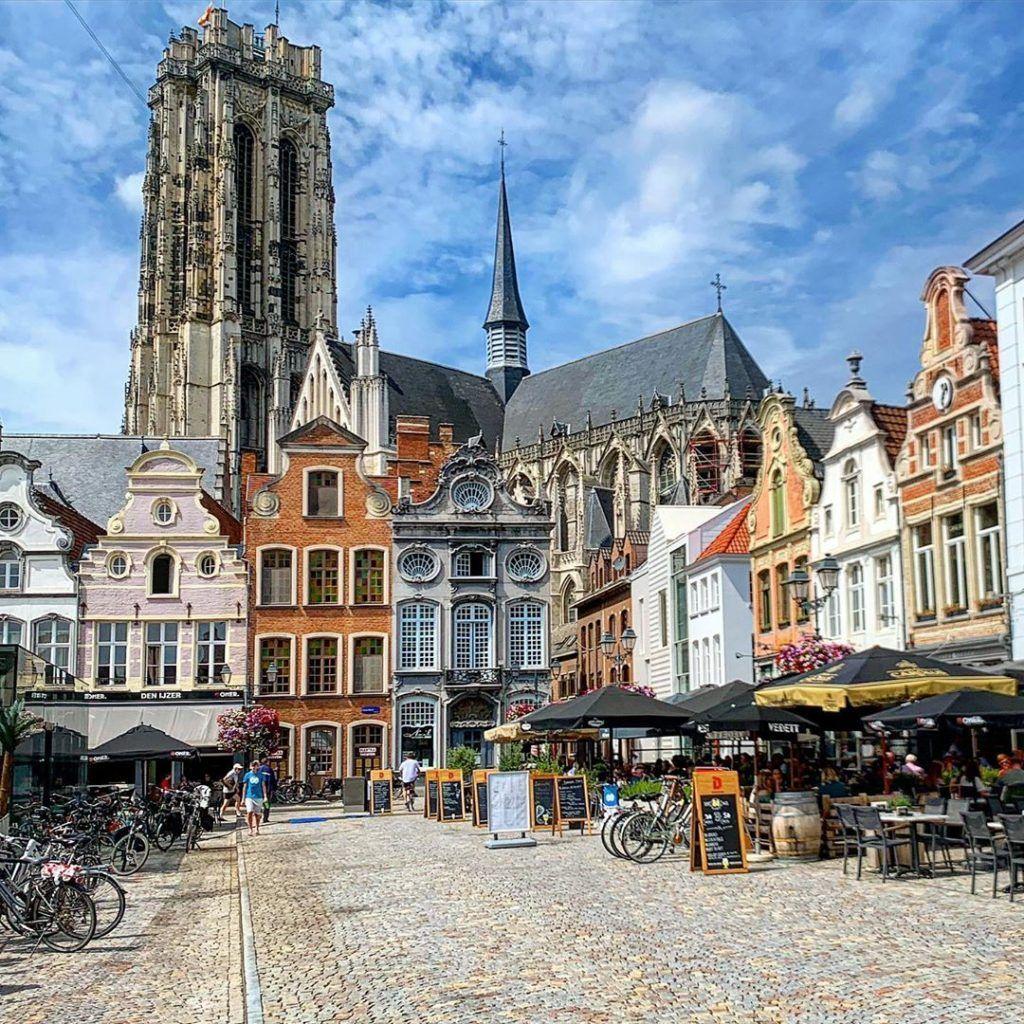 cosas que ver en Bélgica