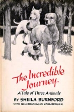 The Incredible Journey: A Tale of Three Animals