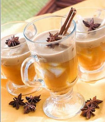 , Resep Cara Menyajikan Wedang Bajigur Durian Istimewa, Menghangatkan tubuh
