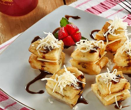 singkong keju, Cara Membuat Kuliner Singkong Keju Gurih Dan Sepesial