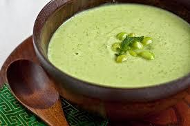Cara Membuat Sup Edamame Kedelai, Resep Membuat Sup Edamame Kedelai Enak dan Nikmat
